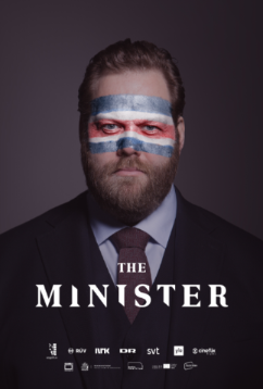 Poster for the Icelandic TV series The Minister